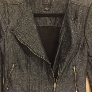 Sparkly Black Guess Jacket